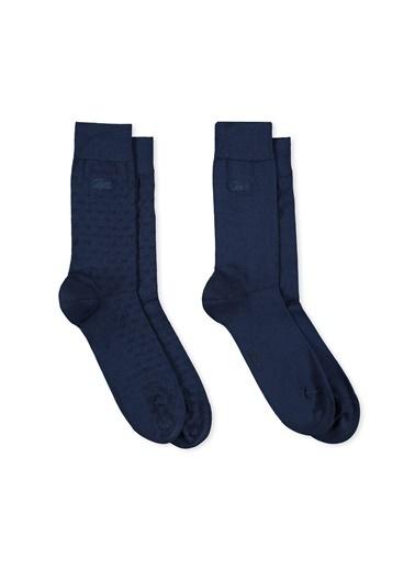 Lacoste Çorap Mavi